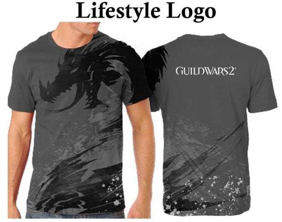 t-shirt gw2