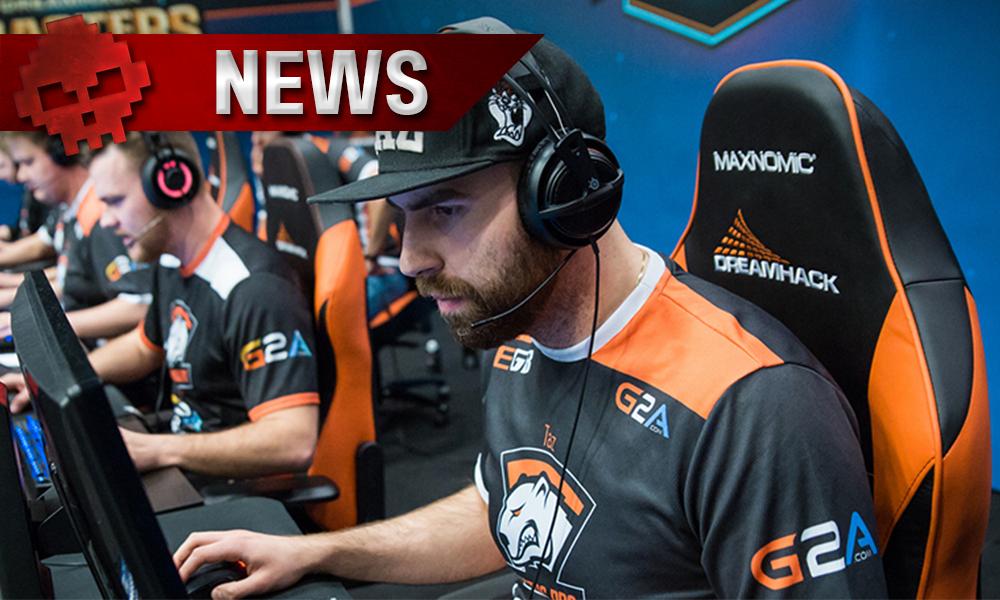 CS: GO - DreamHack Masters Las Vegas : début des hostilités