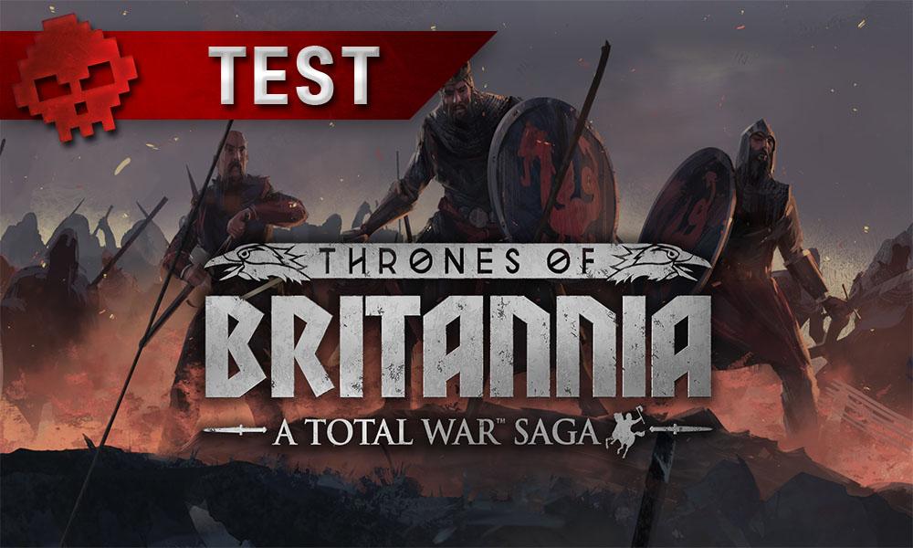 Artwork de Total War: Thrones of Britannia