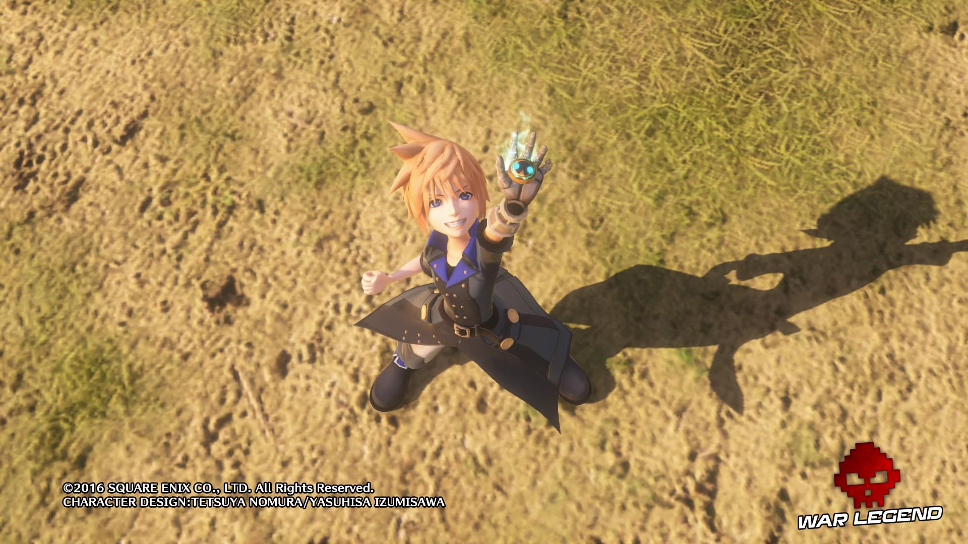 Test World of Final Fantasy War Legend