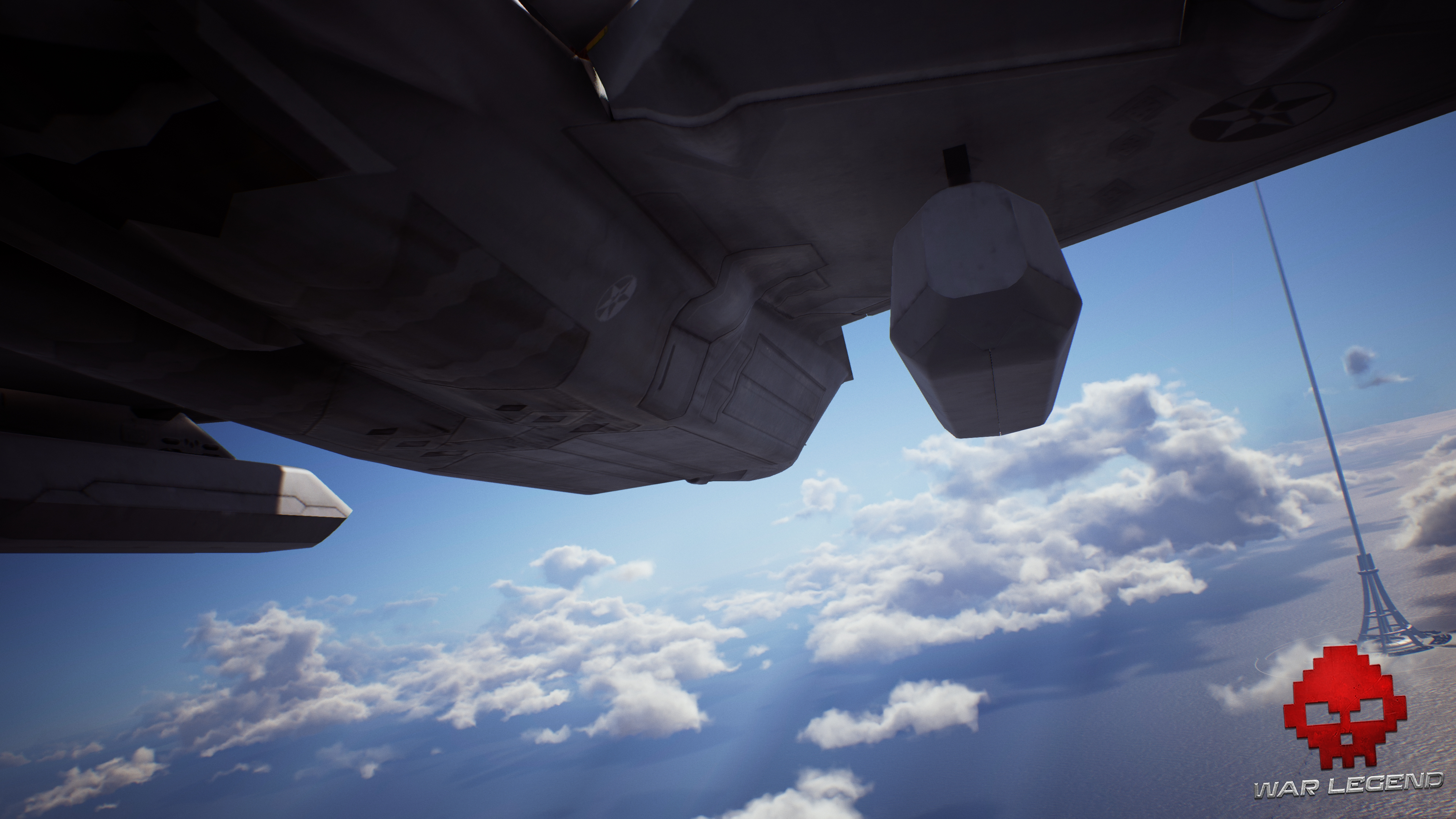 Test Ace Combat 7: Skies Unknown - L'ascenceur orbital
