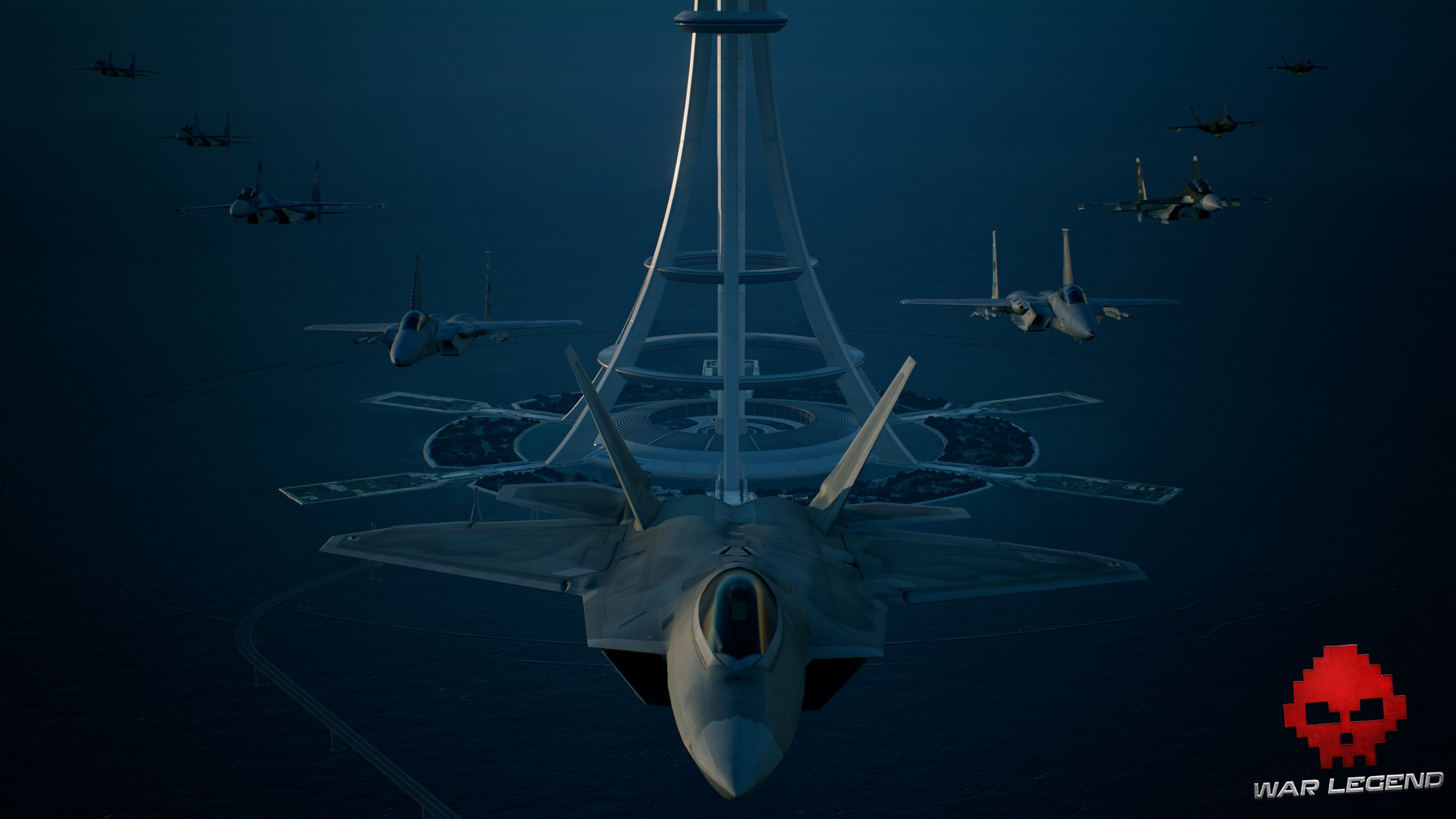 Test Ace Combat 7: Skies Unknown - L'escadrille au grand complet