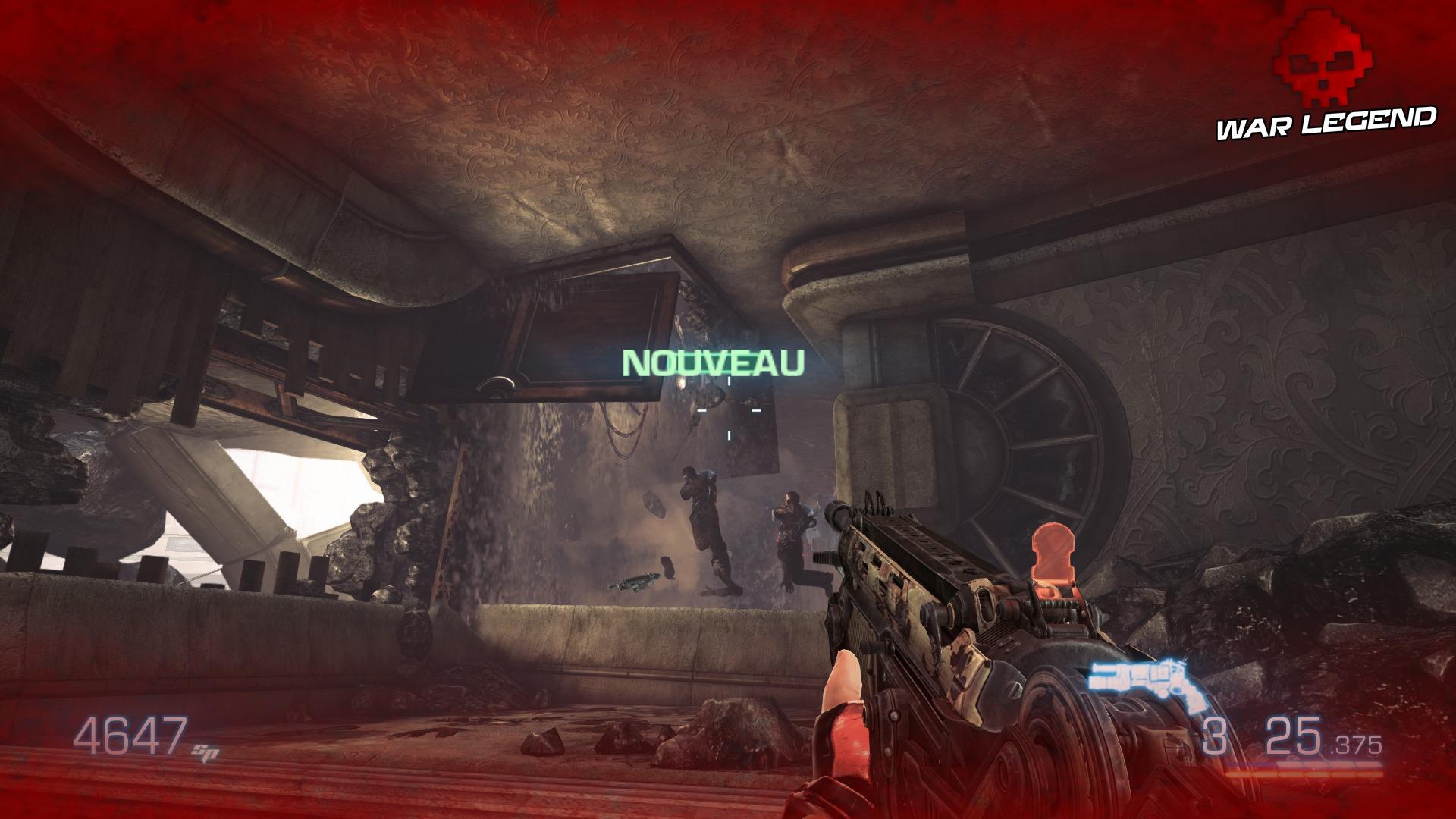Test Bulletstorm: Full Clip Edition - affrontement