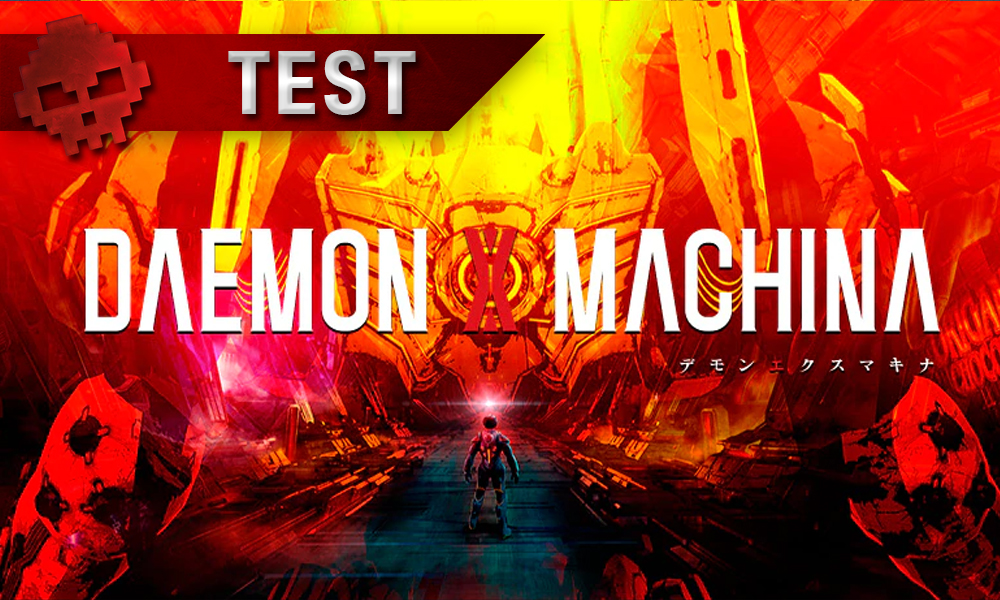 Test Daemon X Machina - vignette