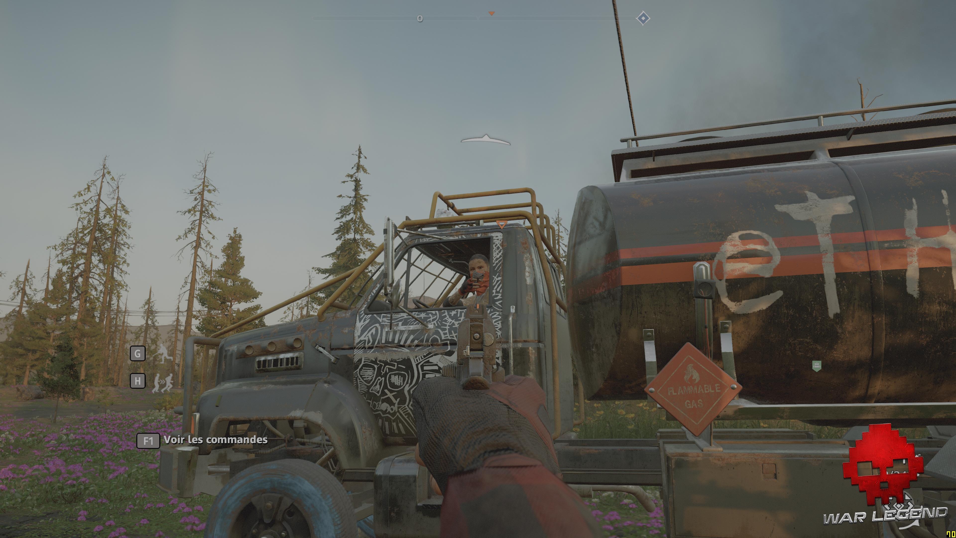 Test Far Cry: New Dawn - Attaque d'un convoi