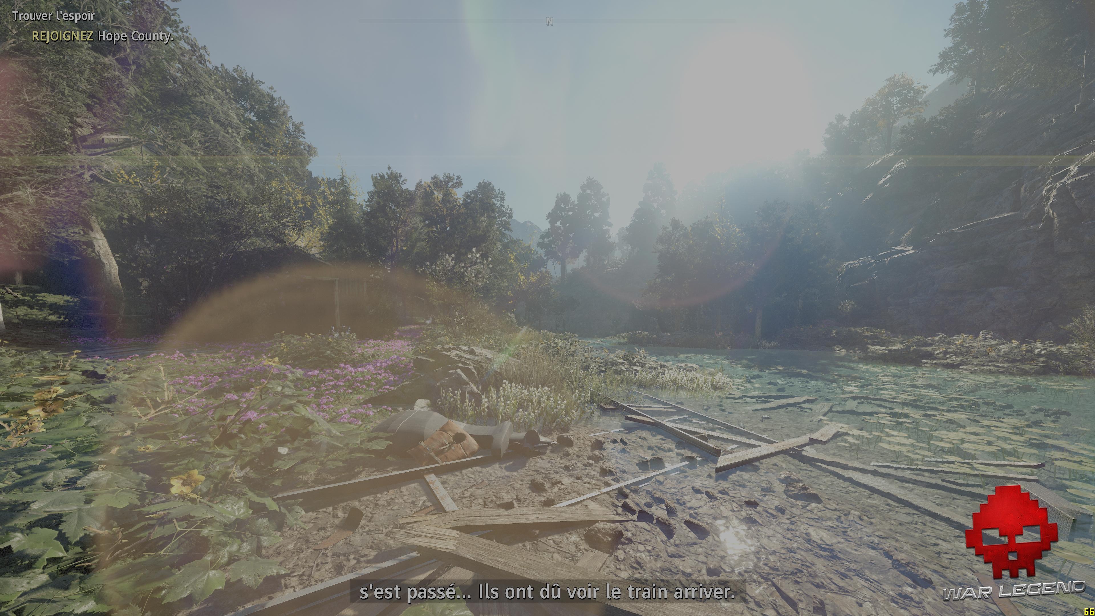 Test Far Cry: New Dawn - Panorama sous le soleil