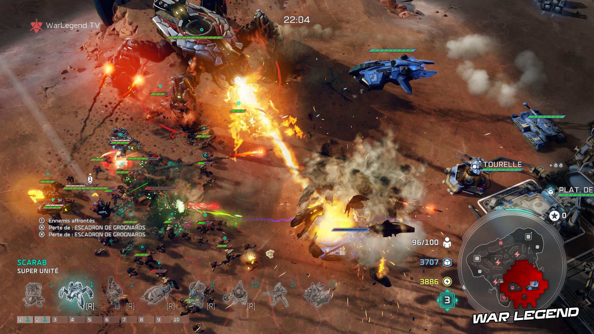 Test Halo Wars 2 - Master Chief est pas tout seul à s'amuser