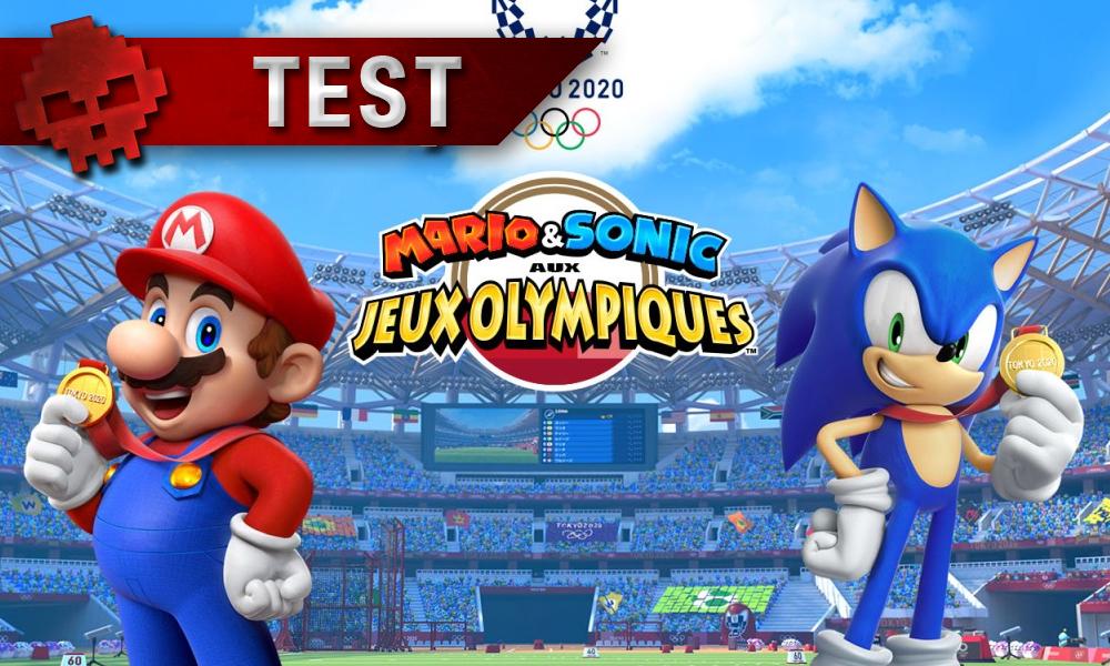 vignette test mario & sonic aux jeux olympiques