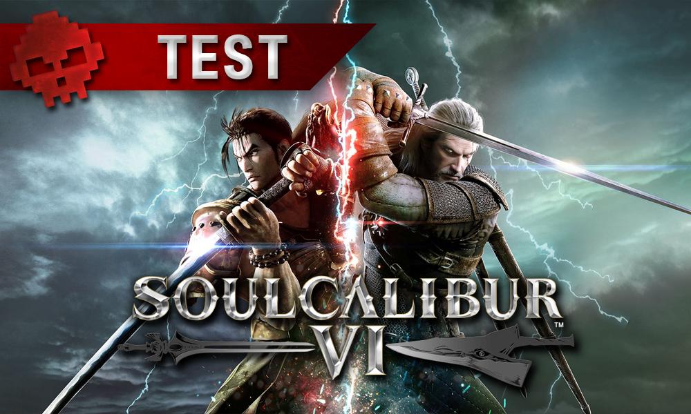 Vignette Test SoulCalibur 6