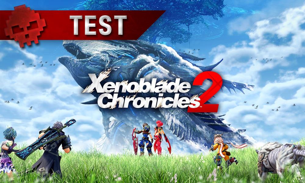 Test Xenoblade Chronicles 2