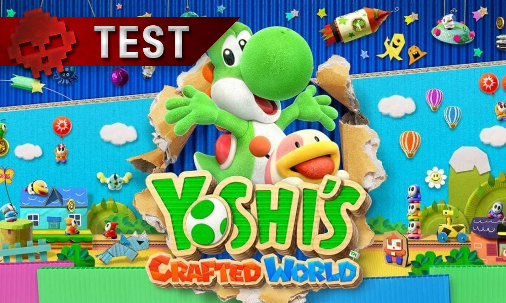 Test Yoshi's Crafted World - vignette