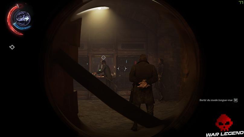 Test Dishonored 2 espionnage - WarLegend