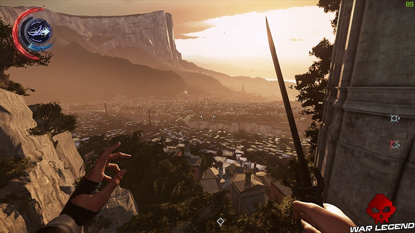 Test Dishonored 2 panorama - WarLegend