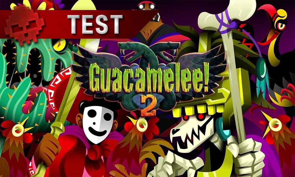Personnages de Guacamelee! 2