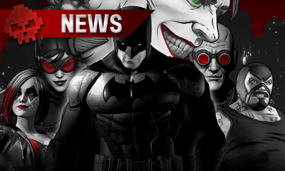 vignette batman telltale series