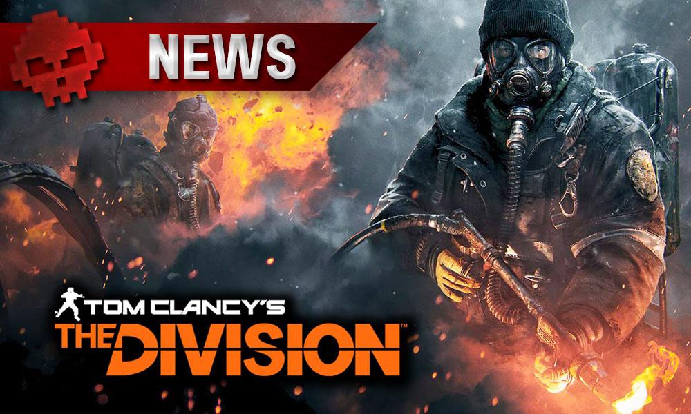 """The Division - L'extension """"Baroud d'honneur"""" a son heure de débarquement agent de la division"""