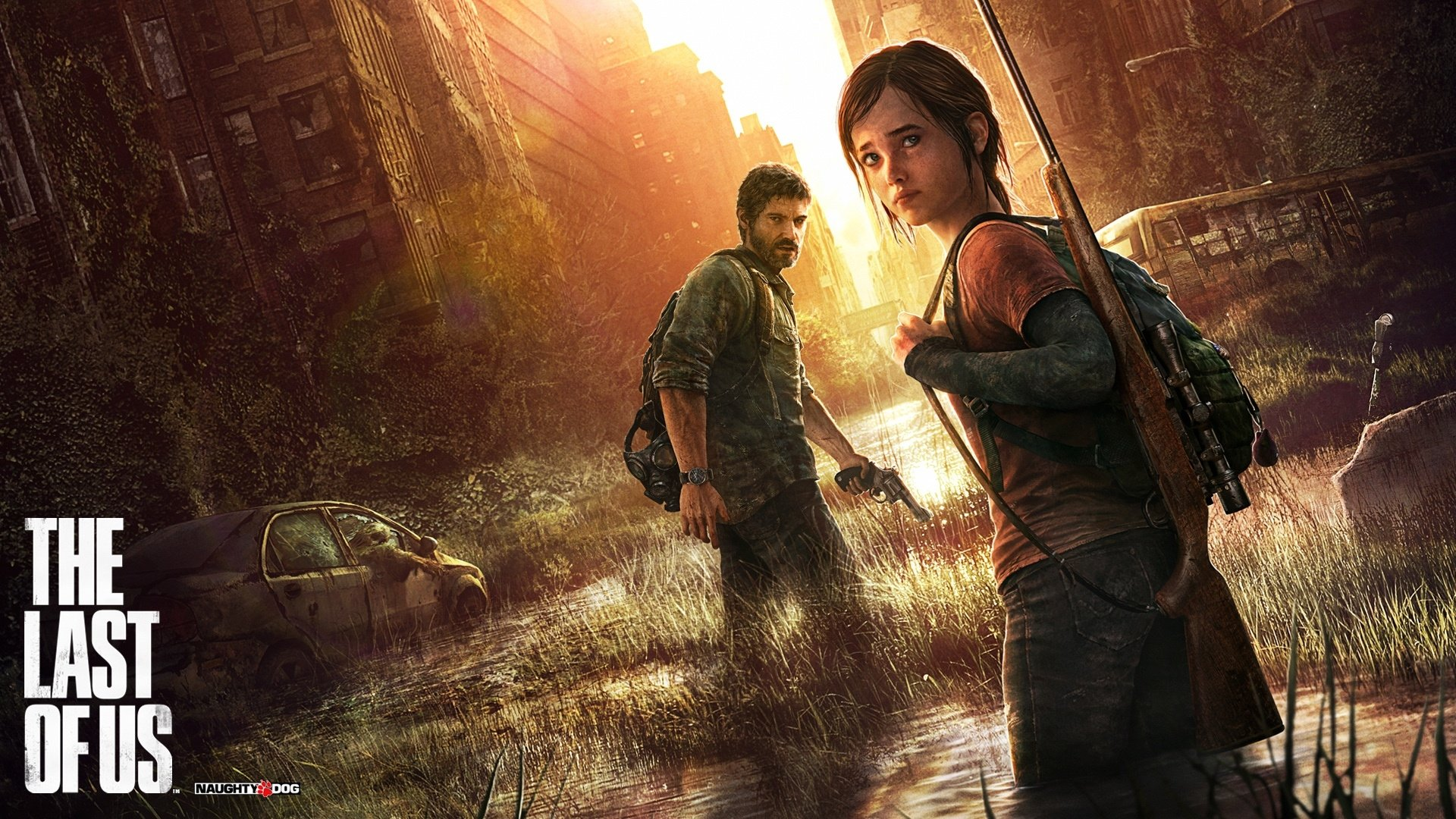 the last of us joel & ellie