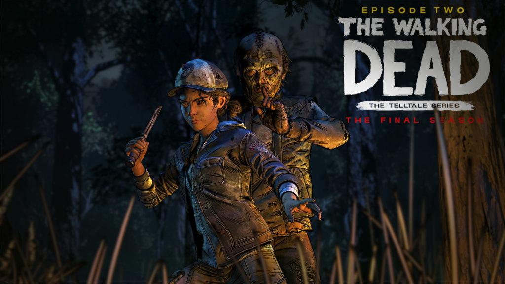 poster de l'épisode 2 de The Walking Dead: The Final Season