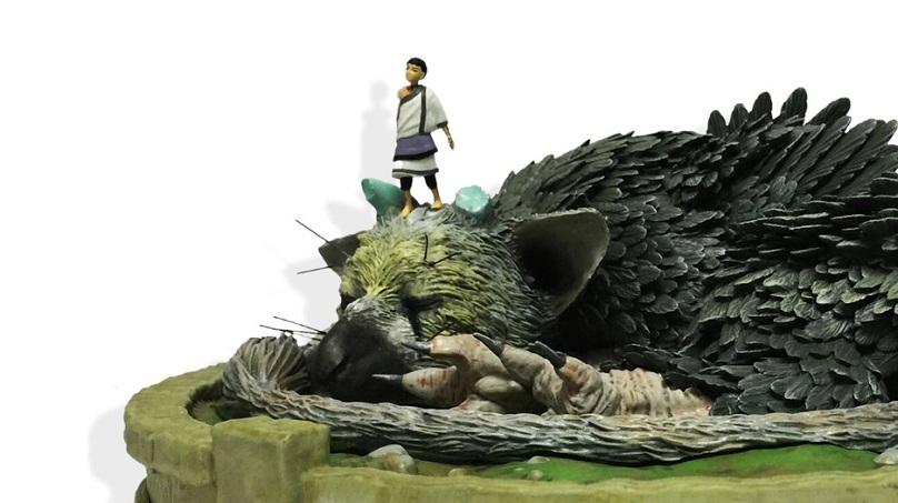 The Last Guardian - Shuhei Yoshida fait l'unboxing de la version collector