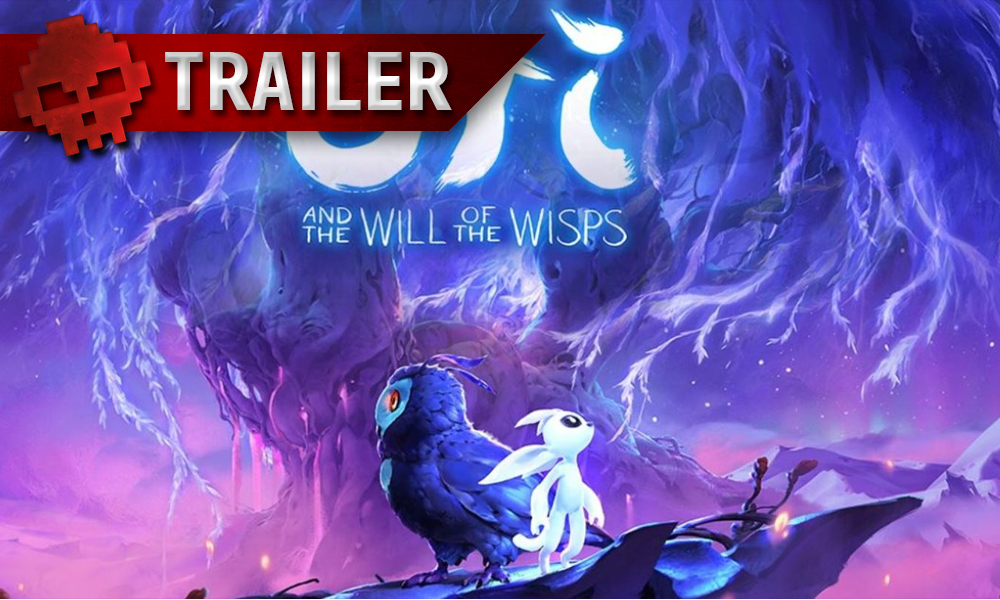trailer Ori and the will of the wisps game awards 2019