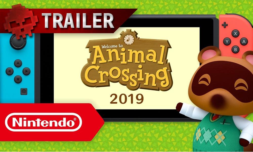 vignette news Animal Crossing 2019