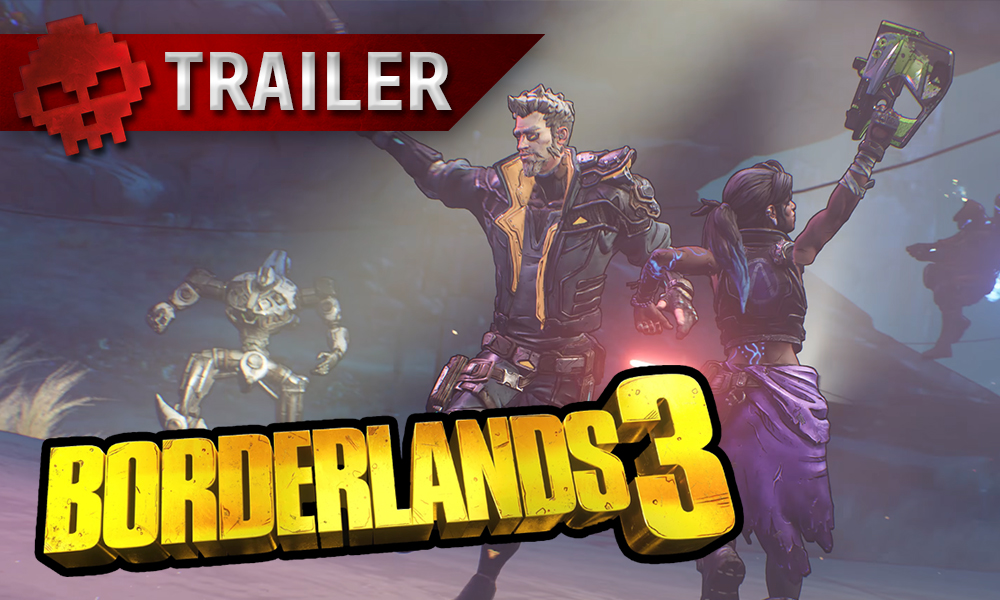 vignette trailer borderlands 3