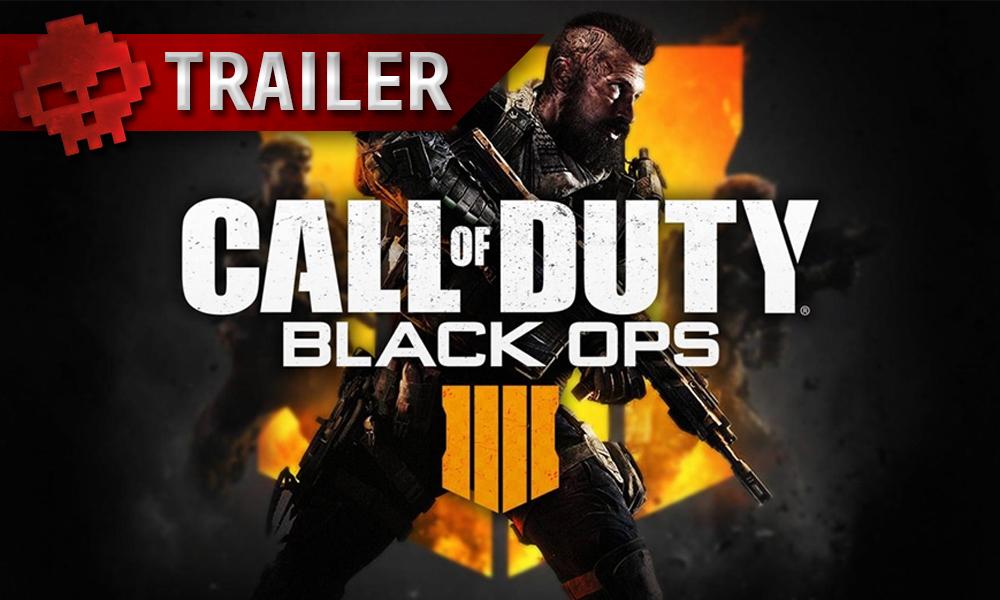 vignette trailer Call of Duty: Black Ops IIII