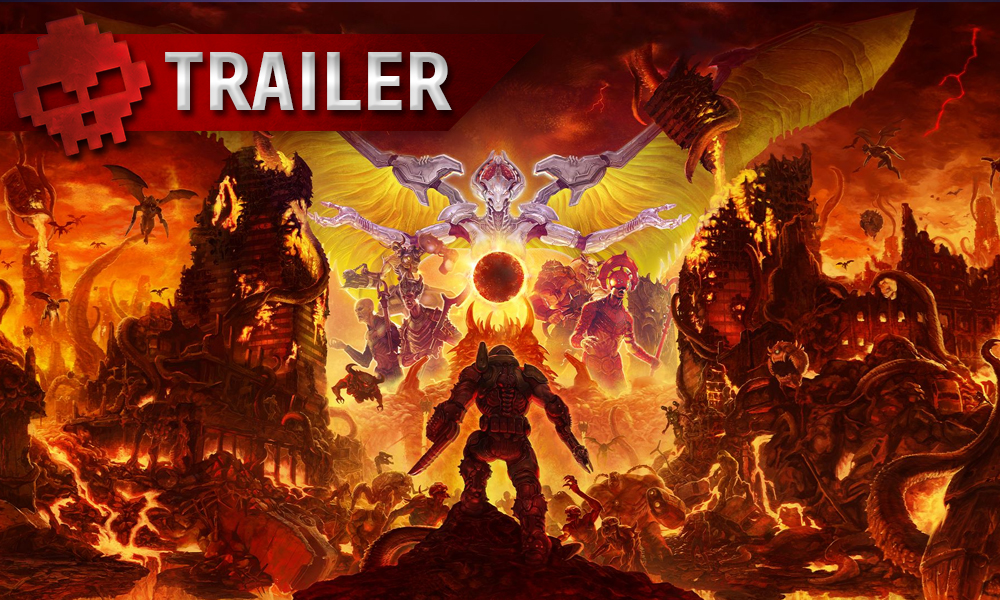 vignette trailer doom eternal