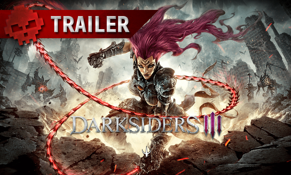 vignette trailer Darksiders 3