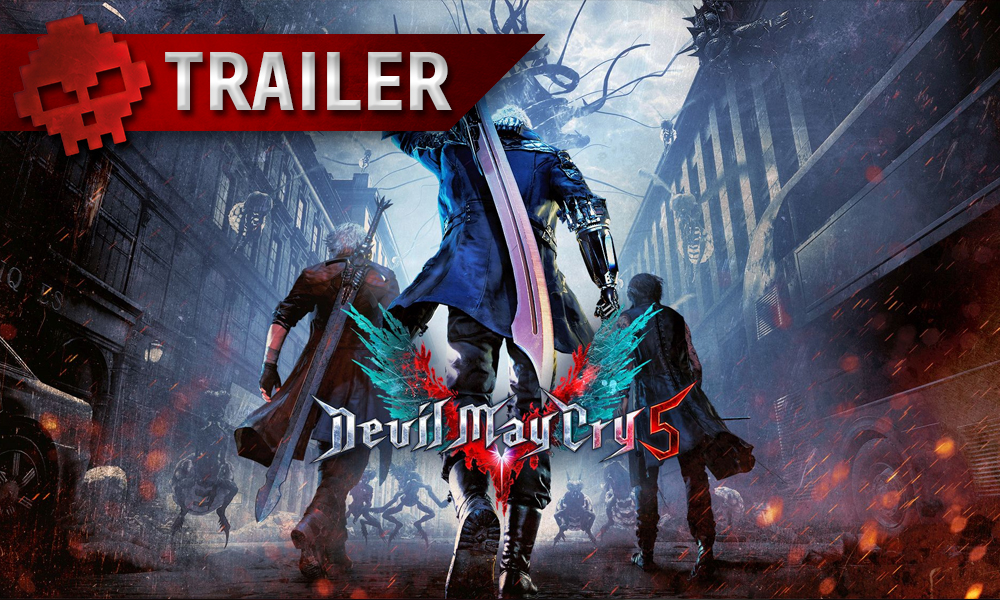 vignette trailer devil may cry 5