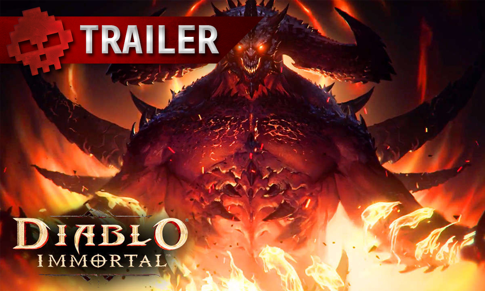 vignette trailer Diablo Immortal