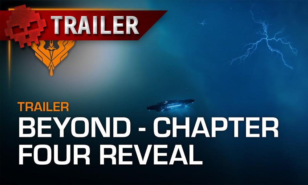 vignette trailer Elite: Dangerous Beyond - Chapter Four