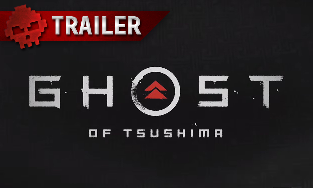 vignette trailer ghost of tsushima