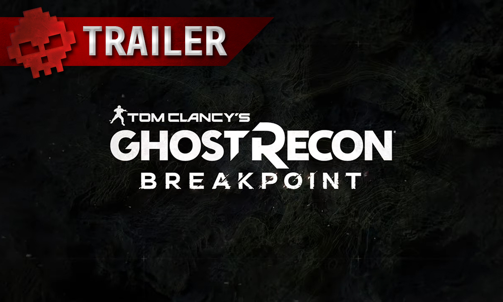 Ghost Recon Breakpoint vignette trailer