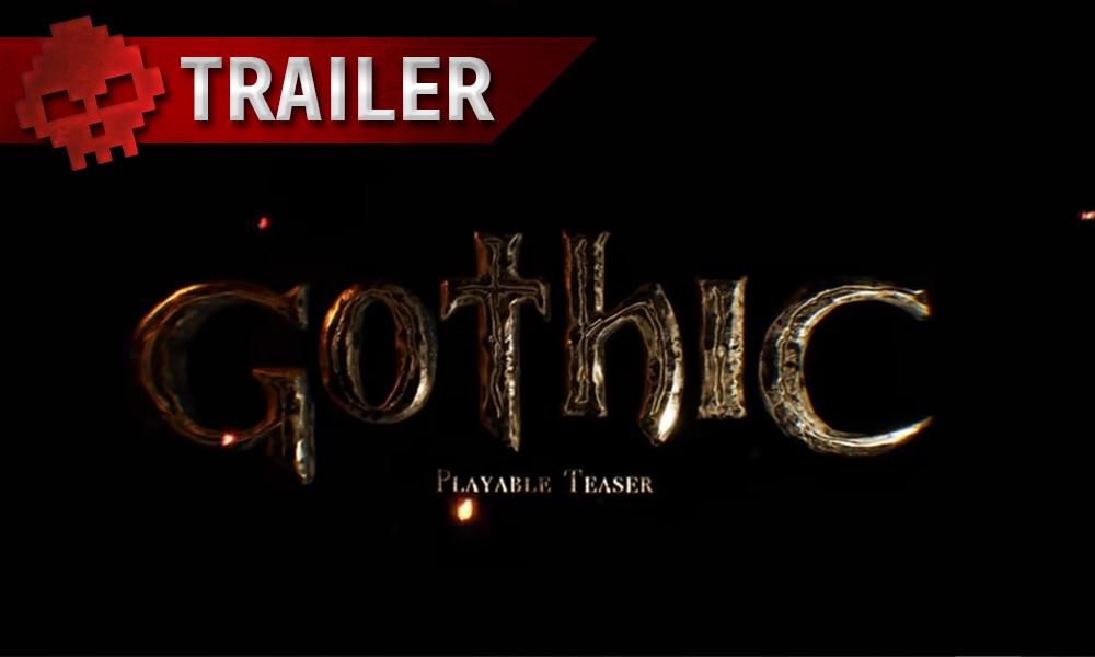 trailer Gothic remake