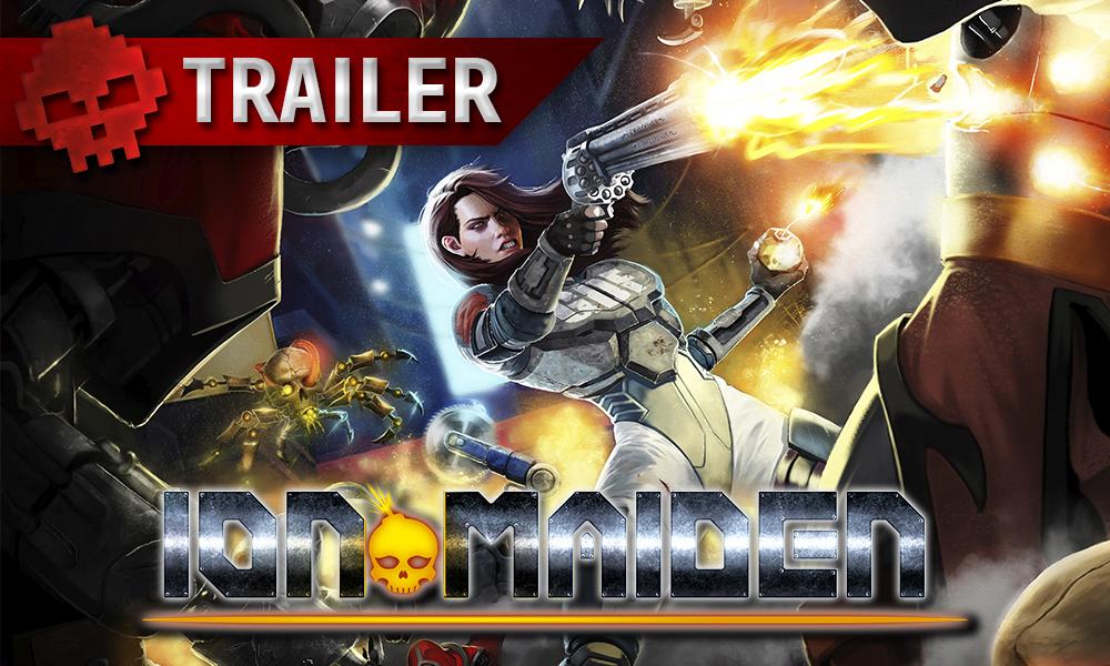 vignette trailer Ion Maiden