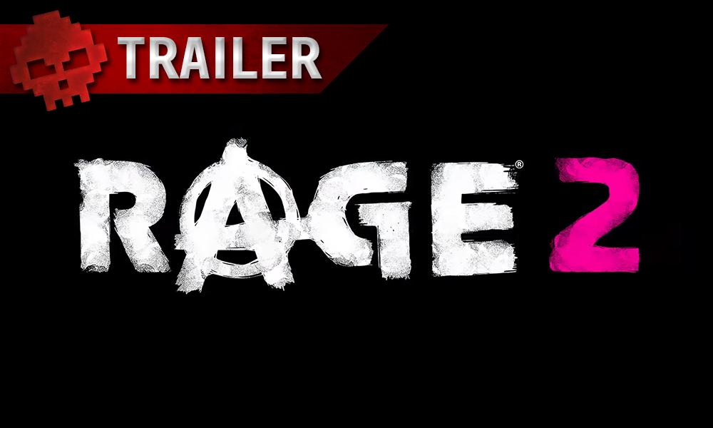 Logo RAGE 2