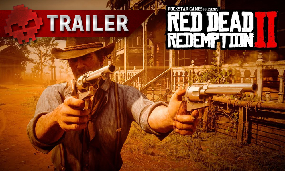 vignette trailer 2 Red Dead Redemption 2