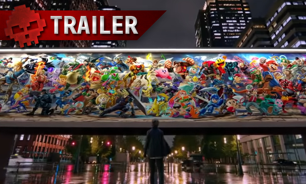 vignette trailer super smash bros ultimate