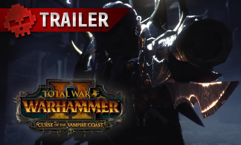vignette trailer Warhammer Total War 2