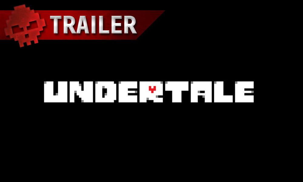 vignette trailer Undertale