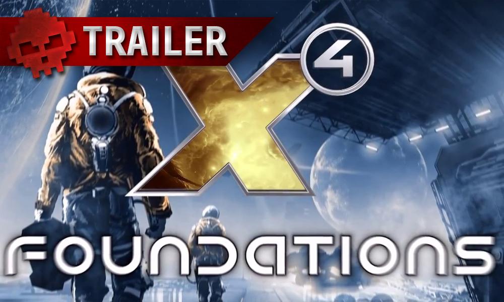 vignette trailer X4: Foundations
