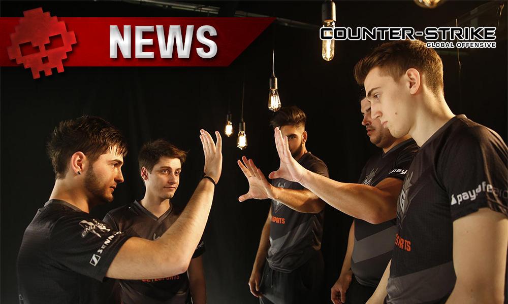 CS: GO - Un bouleversement des équipes après le Major