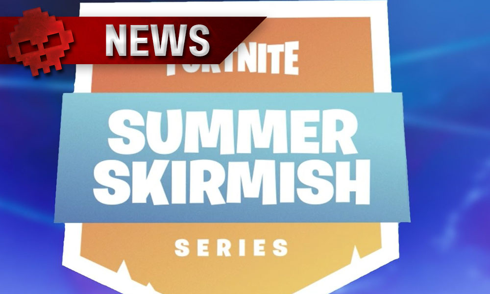 Fortnite semaine 4 Summer Skirmish
