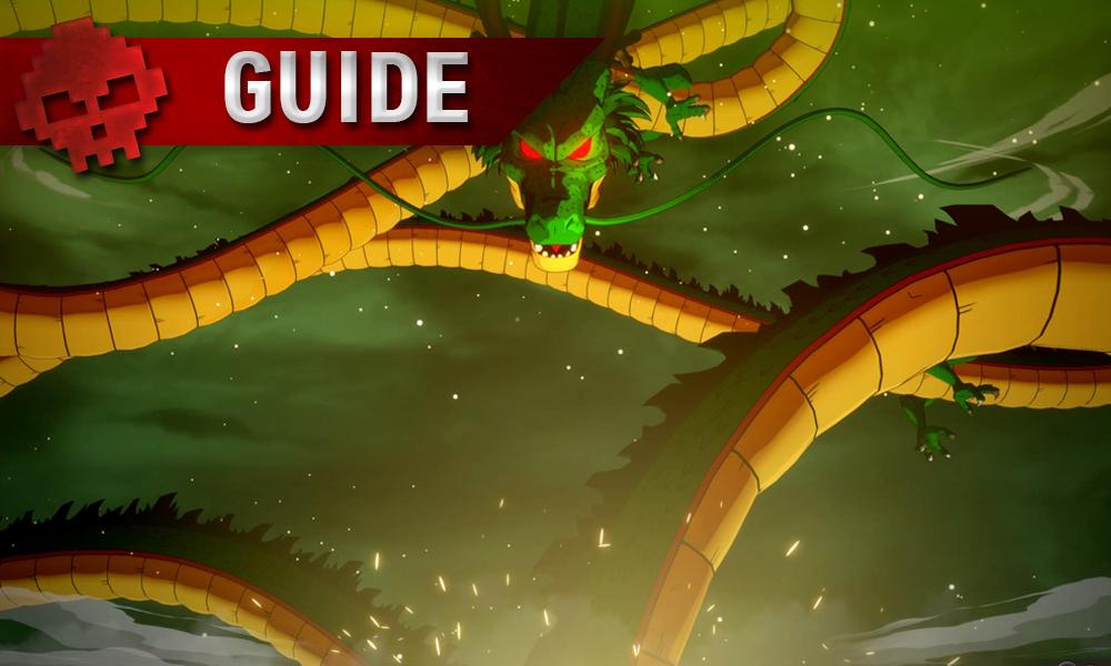vignette guide dragon ball z kakarot Invoquer shenron2