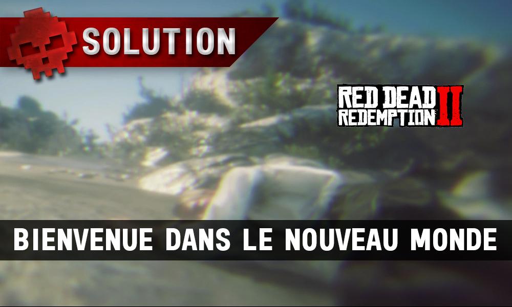 vignette soluce red dead redemption 2 bienvenue dans le nouveau monde