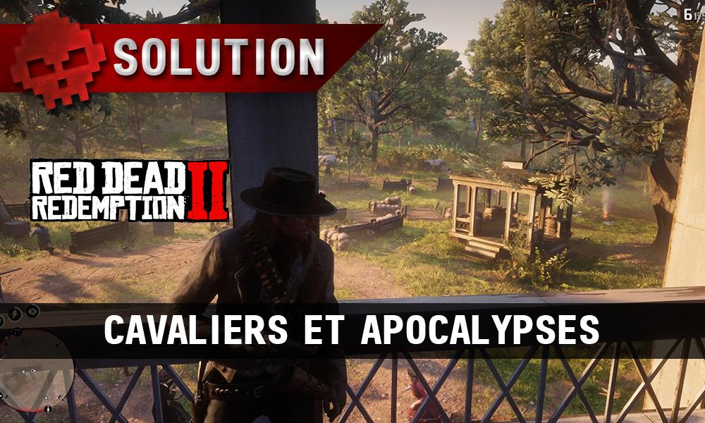 vignette soluce red dead redemption 2 cavaliers et apocalypses
