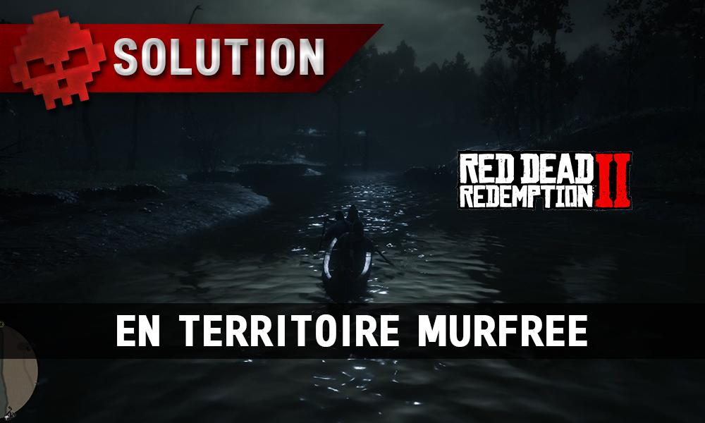 vignette soluce red dead redemption 2 en territoire murfree