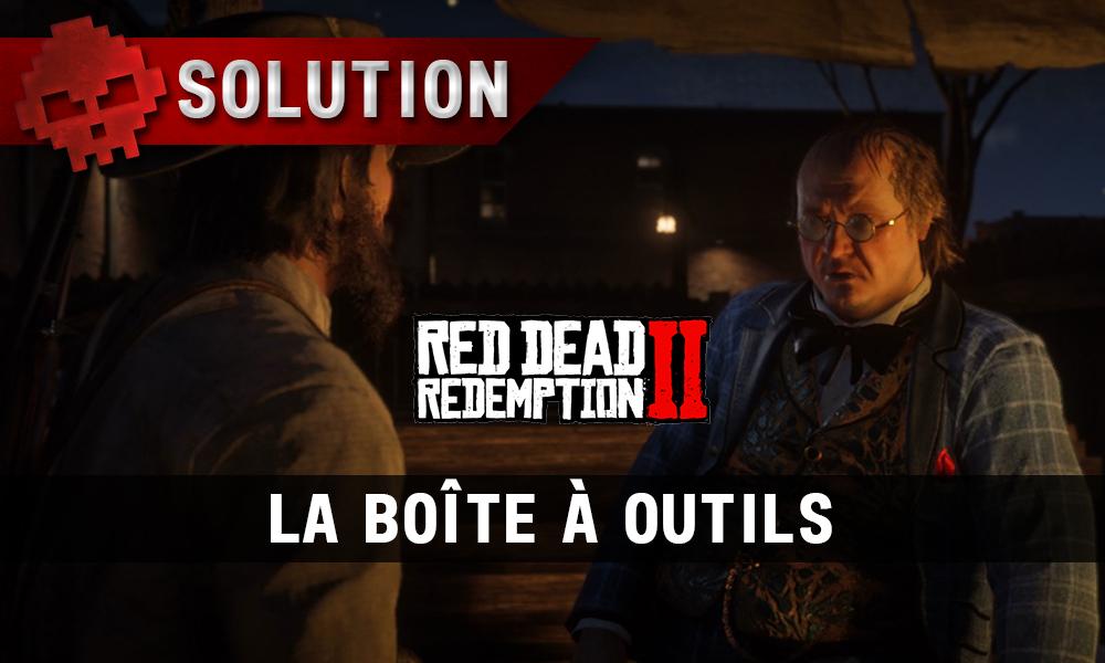 vignette soluce red dead redemption 2 la boîte à outils