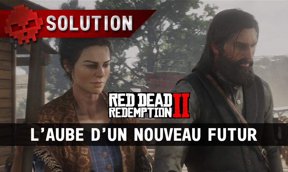 vignette soluce red dead redemption 2 l'aube d'un nouveau futur